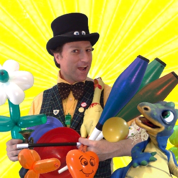 Wiltshire Childrens Party Entertainer - Childrens birthday party ideas swindon